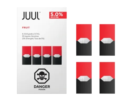 Fruit Juul pods for sale