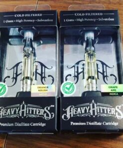 Heavy Hitters Cartridge