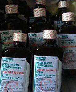 Hi Tech cough syrup