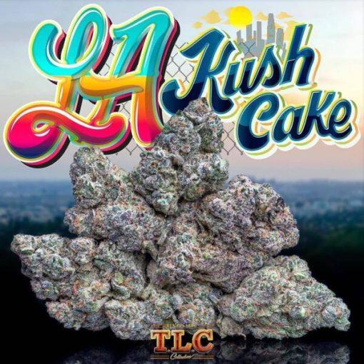 la kush cake strain