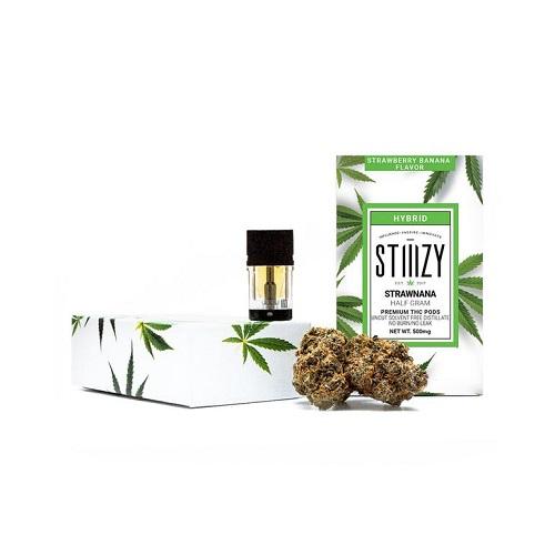 Buy Stiiizy Pods Strawnana Online