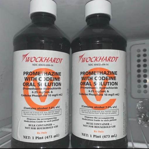 Wockhardt Cough Syrup